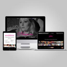 Criação de site para celular