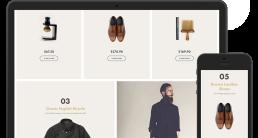 Criação de site e logomarca