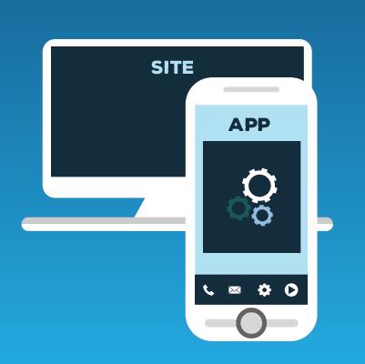 Já tenho um site, devo ter um app móvel também?