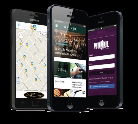 empresa de criação de aplicativos mobile